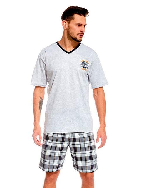Комплект: футболка и шорты Cornette 5191811