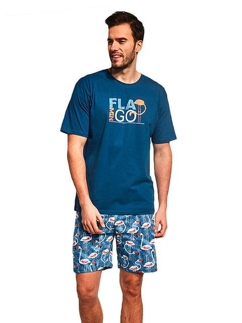 Комплект: футболка и шорты Cornette 5191828