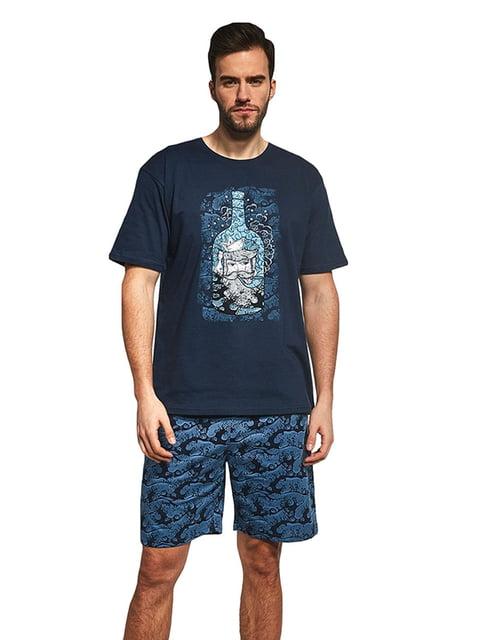 Комплект: футболка и шорты Cornette 5191830