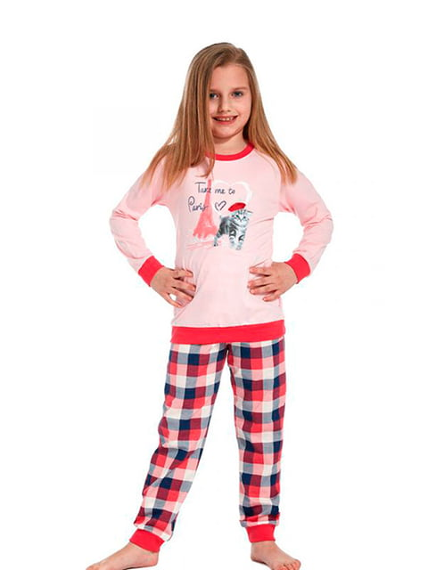 Комплект: свитшот и брюки Cornette 5191923
