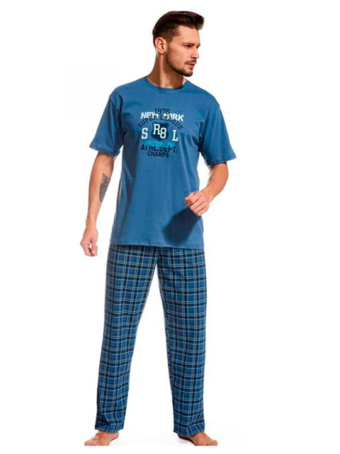 Комплект: футболка и брюки Cornette 5191954