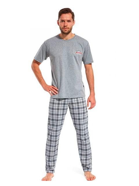 Комплект: футболка и брюки Cornette 5191955