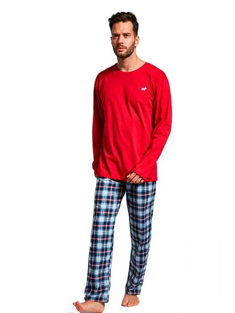 Комплект: лонгслив и брюки Cornette 5191984