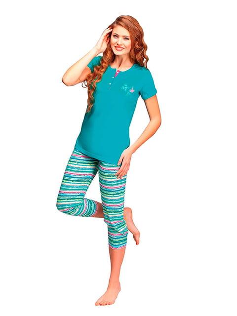 Комплект: футболка и капри Rossli 5192023