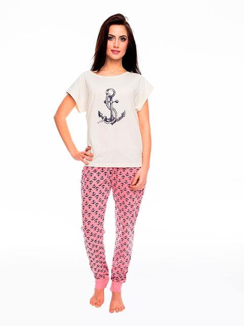 Комплект: футболка и брюки Rossli 5192030