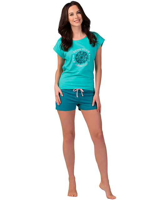 Комплект: футболка и шорты Rossli 5192034