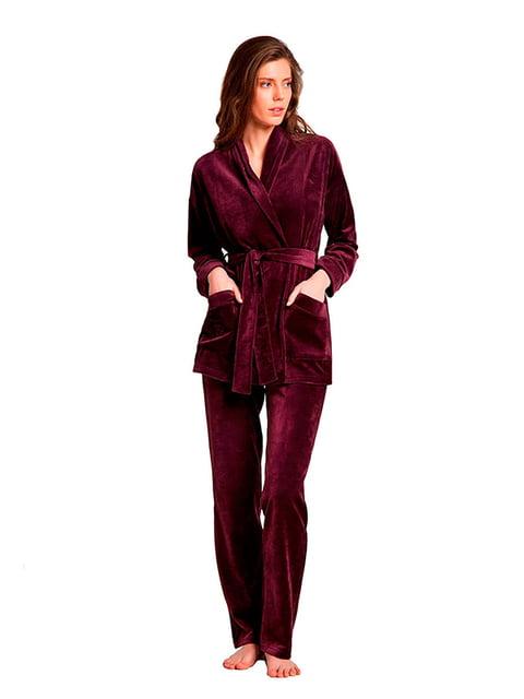 Комплект: халат і штани Ellen 5192080