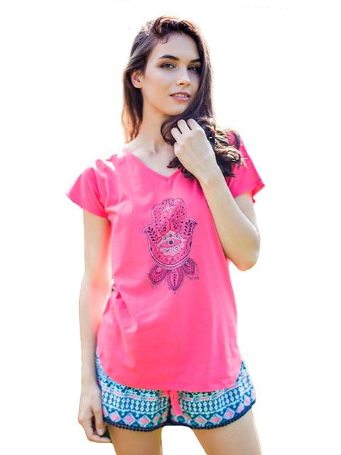 Комплект: футболка и шорты Key 5192101