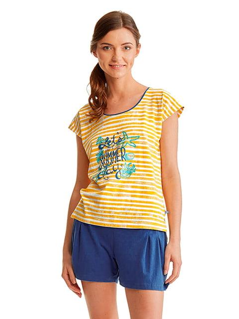 Комплект: футболка и шорты Key 5192110