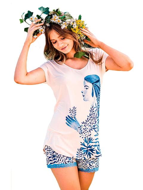 Комплект: футболка и шорты Key 5192119