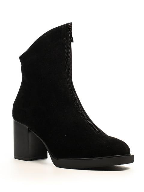 Ботинки черные Fabiani 5173912