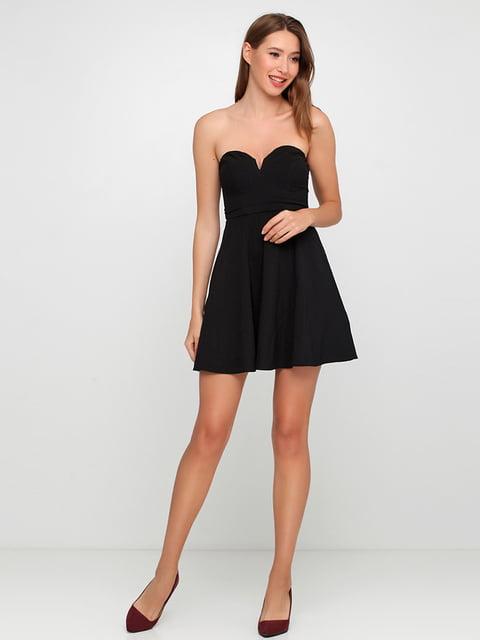 Сукня чорна H&M 5185008