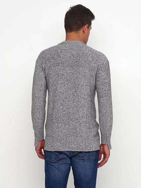 Джемпер серый H&M 5185368