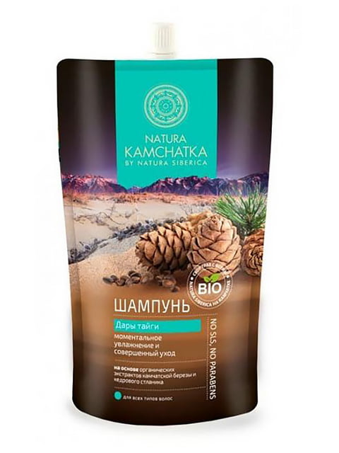 Шампунь для волос «Дары тайги» (500 мл) Natura Siberica 5192545