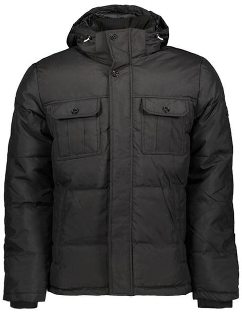Куртка чорна Jack & Jones 5177453