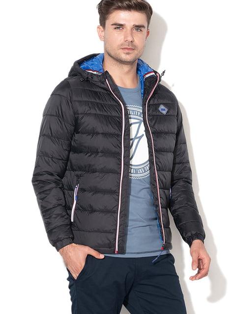 Куртка чорна Jack & Jones 5194870