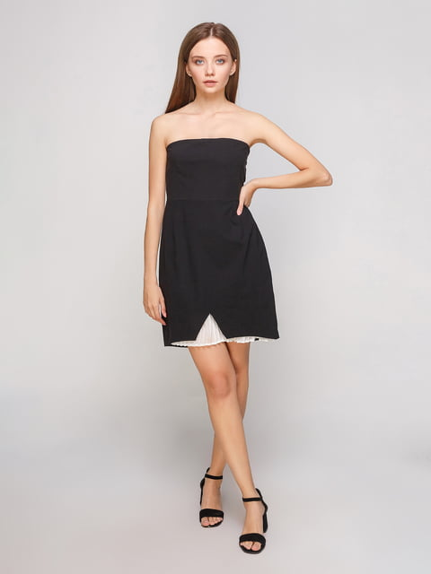 Сукня чорна Zara 4531575