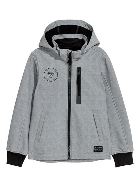 Куртка серая H&M 5196108