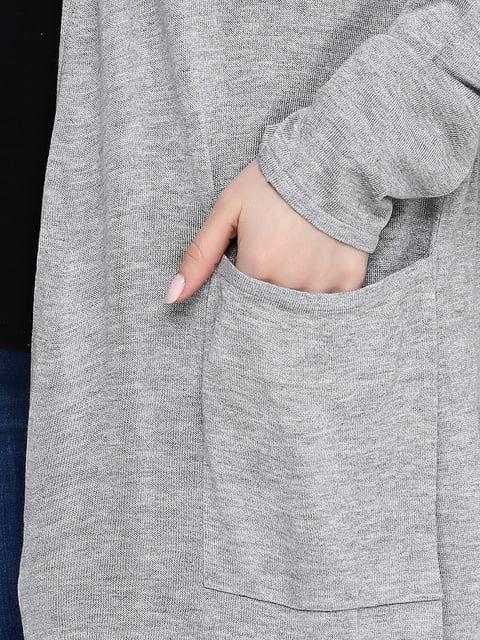 Кардиган серый H&M 5196472