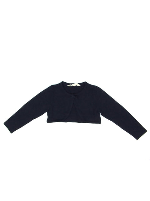Болеро темно-синє H&M 5196865