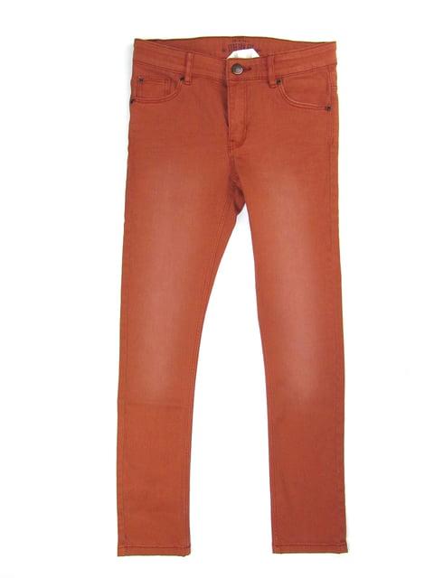 Джинсы коричневые H&M 5196967
