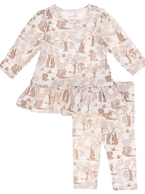 Комплект: сукня і капрі H&M 5197125