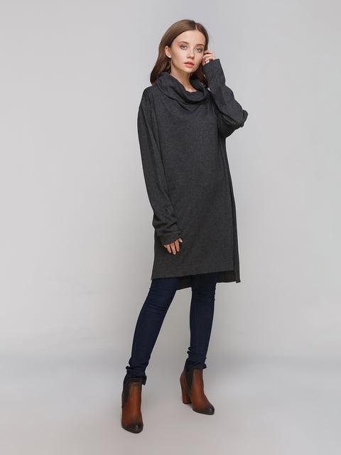 Джемпер чорний Zara 3271747