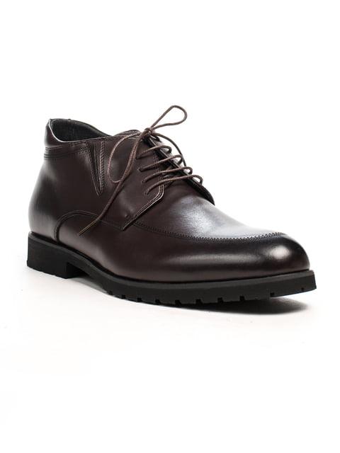 Ботинки коричневые Yalasou 5187009