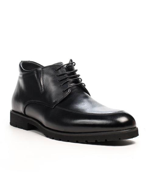 Ботинки черные Yalasou 5187010