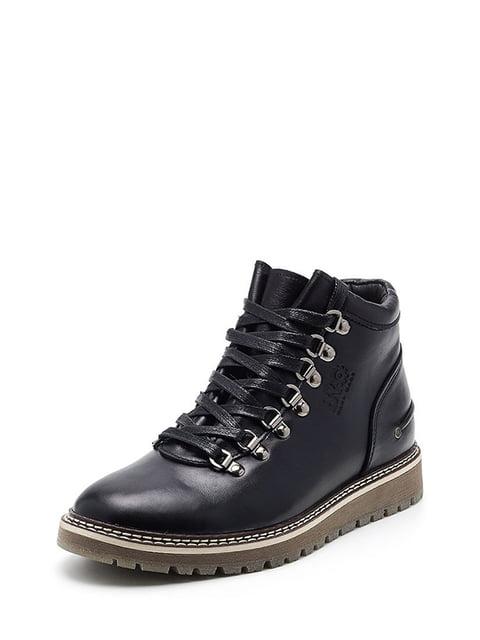 Ботинки черные Broni 4738320