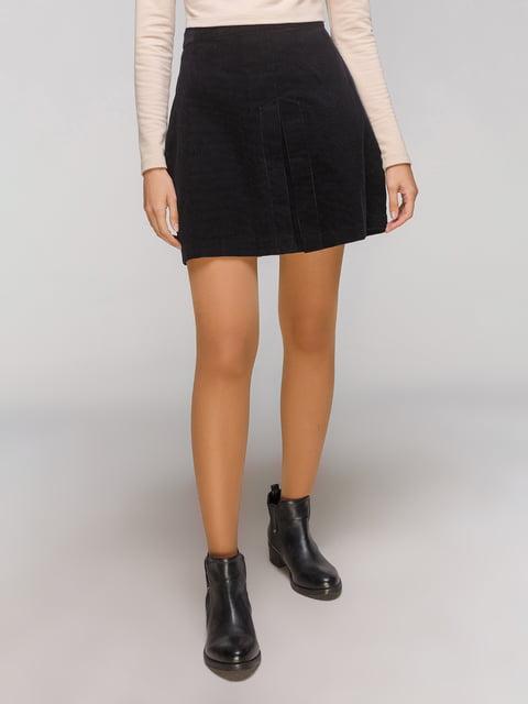Юбка черная Zara 2753123