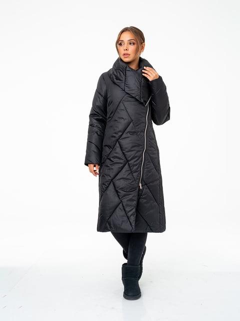 Куртка чорна White Fox 5200317