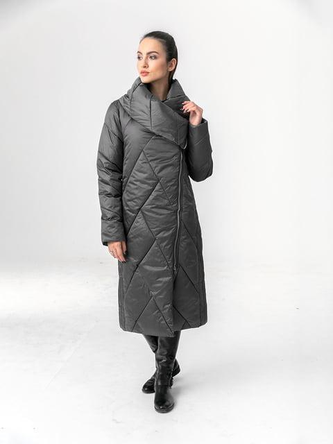 Куртка сіра White Fox 5200355