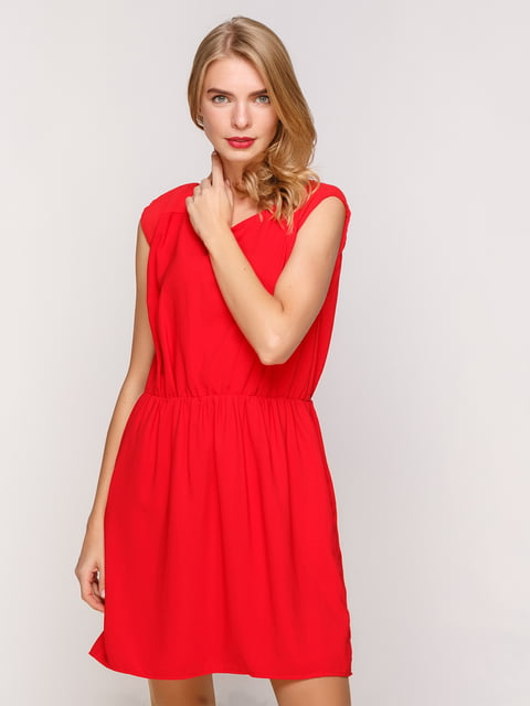 Сукня червона Mango 4871409