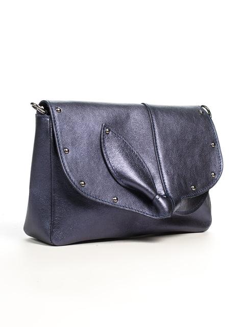Сумка синя Amelie Pelletteria 5196561