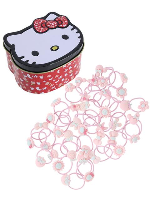 Набор резинок для волос «Hello Kitty» (40 шт.) Traum 5153668