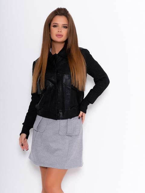 Куртка черная Magnet 5200588