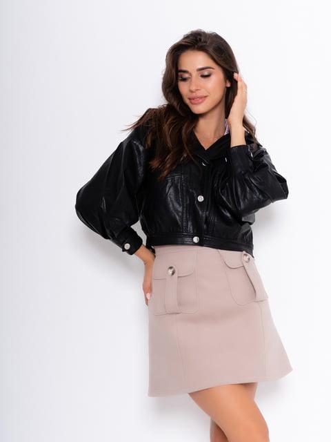 Куртка чорна Magnet 5200590