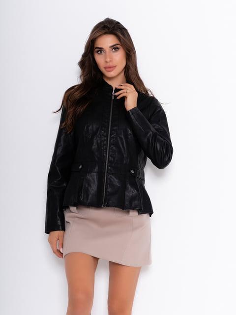Куртка чорна Magnet 5200592