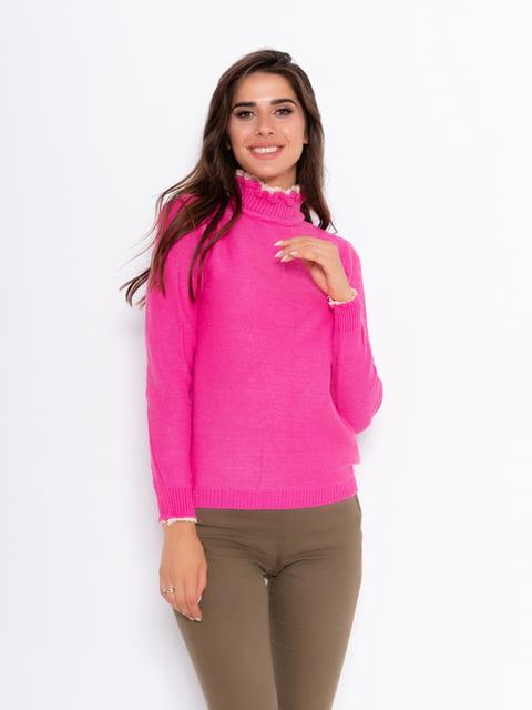 Свитер розовый Magnet 5200722