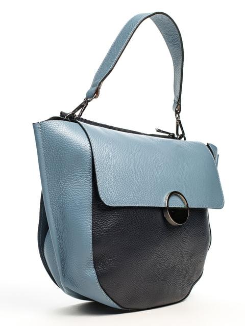 Сумка синя Amelie Pelletteria 5196544