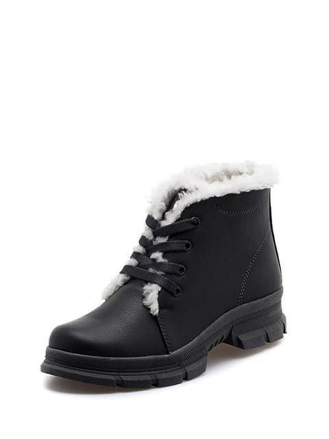 Ботинки серые Tops 5178080