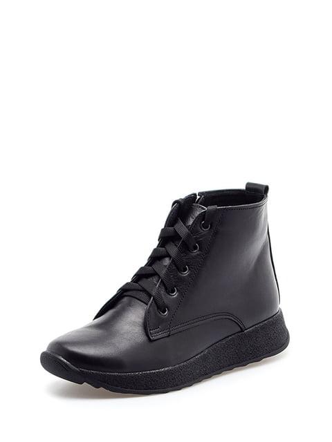 Ботинки черные Tops 5178090