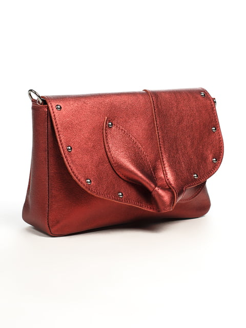 Сумка червона Amelie Pelletteria 5196560