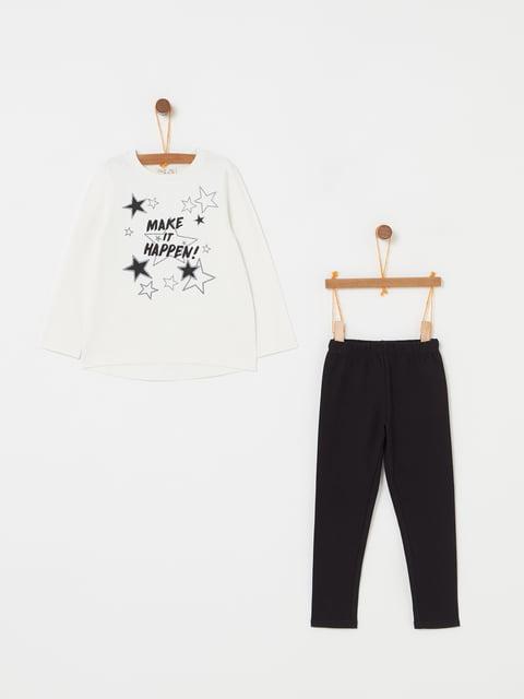 Комплект: лонгслів і штани Oviesse 5161724