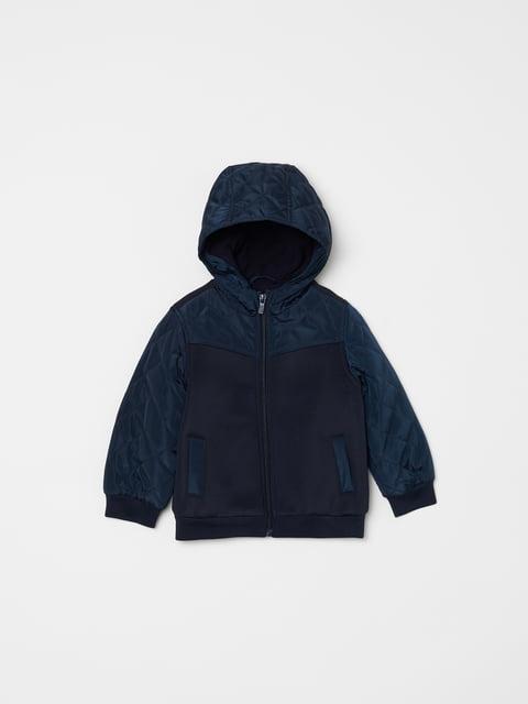 Куртка синя Oviesse 5166619
