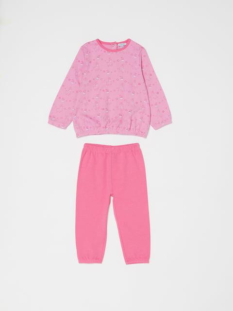 Піжама: лонгслів і штани Oviesse 5174005