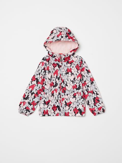 Куртка рожева в принт Oviesse 5174014
