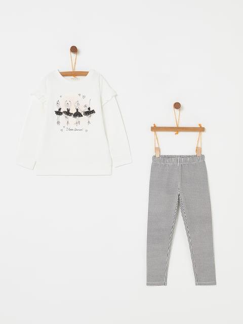 Комплект: лонгслів і штани Oviesse 5183537