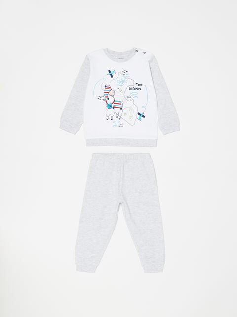 Піжама: лонгслів і штани Oviesse 5183555
